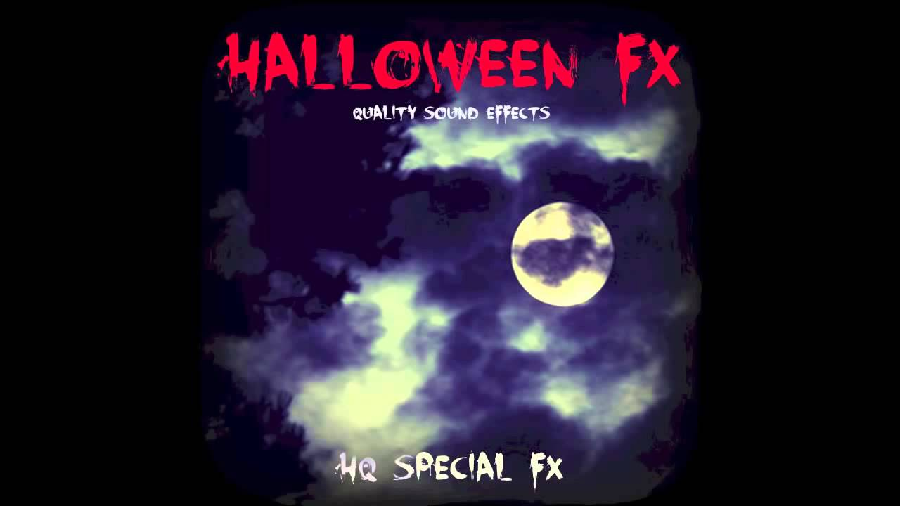 Creepy Child Laughing Giggling Halloween Sound Effect HQ Special FX