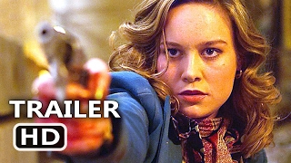FRЕЕ FIRE Official Trailer (2017) Brie Larson, Cillian Murphy, Action Movie HD