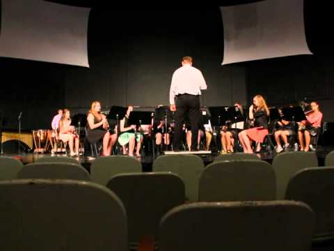 Pantego Christian Academy Band 2014 TAPPS State