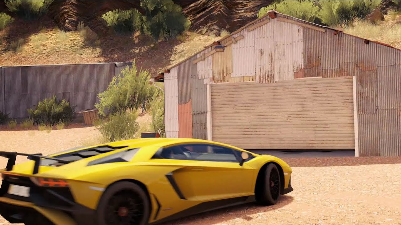 Forza Horizon 3 All Barn Finds Car Locations Hd
