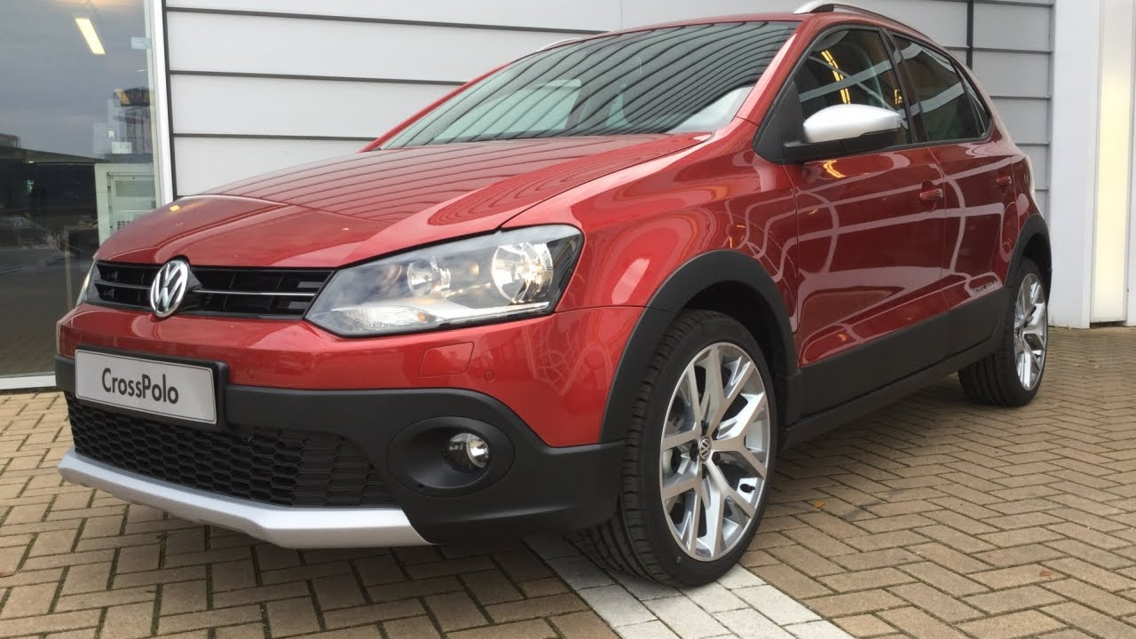 volkswagen polo cross polo 1 2 tsi 90 pk 7 versn dsg vsb 11395 youtube. Black Bedroom Furniture Sets. Home Design Ideas
