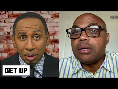 Stephen A. calls out Charles Barkley for reconsidering the LeBron-MJ GOAT debate   Get Up