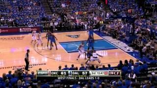Thunder vs Mavericks Game 2 Recap - West Conference Finals NBA Playoffs 2011