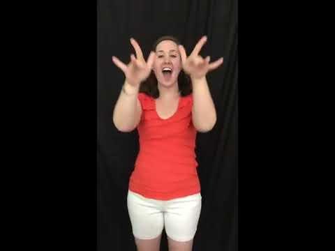 I Wanna Go Back  David Dunn ASL