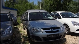 Лада Ларгус Норма 2016. Обзор автомобиля