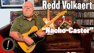 Redd Volkaert Plays A Nacho-Caster Telecaster   Let's Hear It