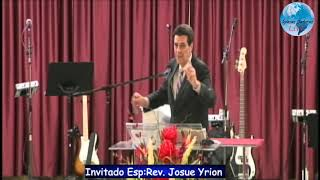 Rev.  Josue Yrion 2019 - Crecer espiritualmente