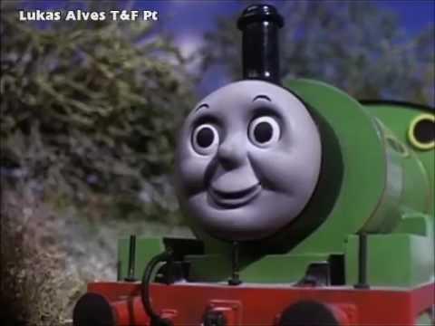 Thomas E Seus Amigos Percy Foge Youtube