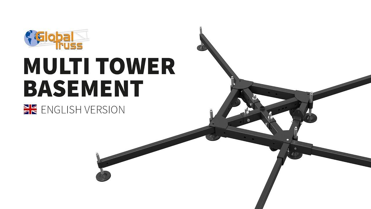 Global Truss - Multi Tower Basement [eng  Version]