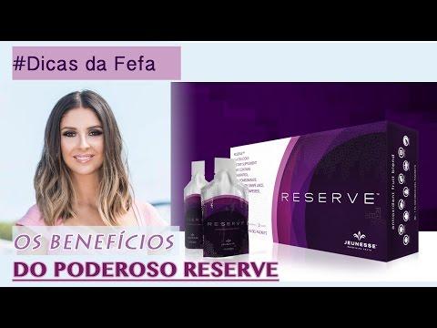 Benefícios do Reserve (resveratrol) - Jeunesse