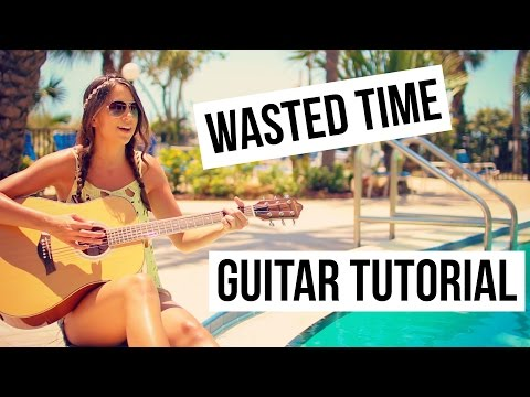 Wasted Time - Keith Urban // Guitar Tutorial