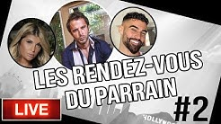 Les Rendez-Vous du Parrain #2: Fabrice Sopoglian a invité Jonathan (Les Anges 12) et Melanight !