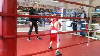 #бокс#спорт# Мои первые соревнования в шесть лет.