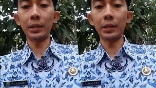 Video Guru Ajak Murid Belajar di Hutan Jadi Viral, Sindir Para Penguasa