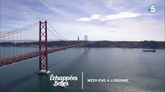 Week-end à Lisbonne - Échappées belles