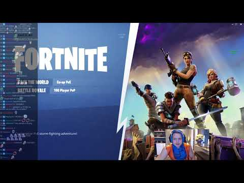 Tyler1 & Greek Play Fortnite