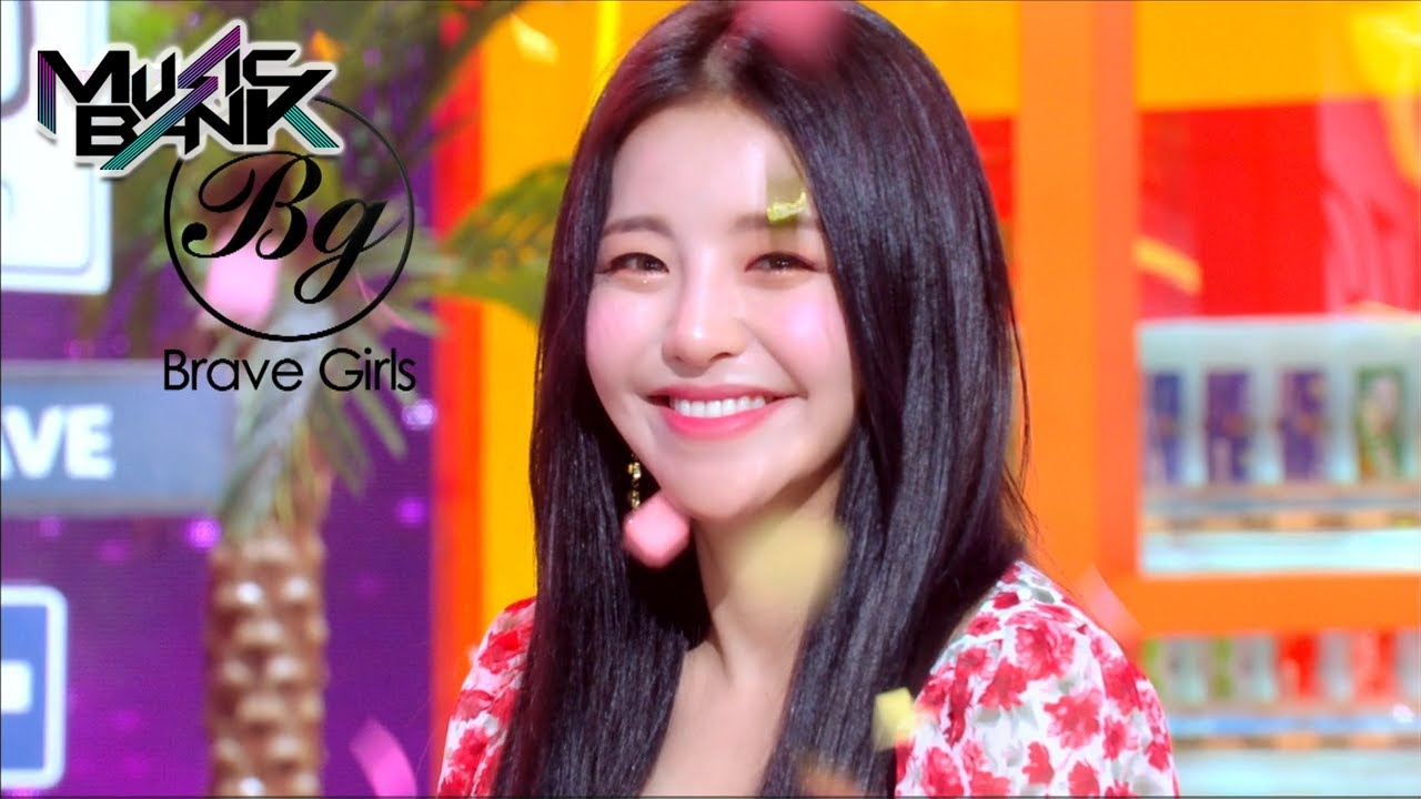 Brave Girls(브레이브걸스) - Chi Mat Ba Ram(치맛바람) (Music Bank) | KBS WORLD TV 210618
