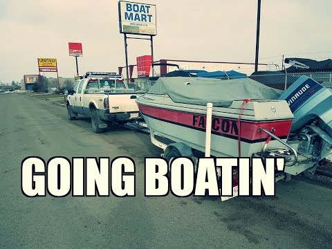 Towing The Boat