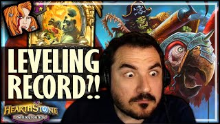 THE MAX RISK HYPERLEVEL! - Hearthstone Battlegrounds