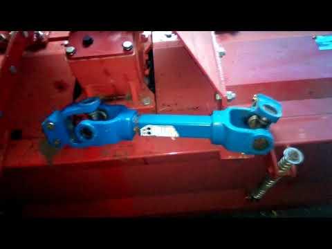 Шифенг 350L Грунтофреза 1.4 м. Огляд