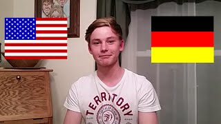 What Americans think about Germany // Was Amerikaner über Deutschland denken