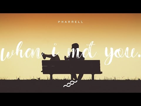Pharrell feat. JAY Z & Robin Thicke - When I Met You [2018] Free Beat