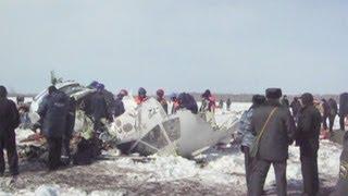 31 muertos en accidente de avión en Siberia
