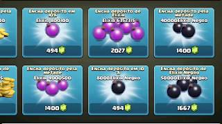 Clash of clans Research Cost Hog Rider Level 5 BANG BRASIL