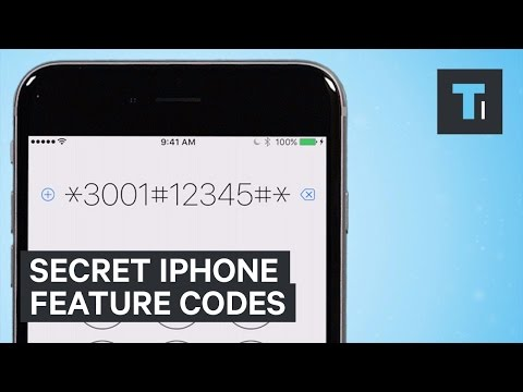 Thumbnail: Secret iphone feature codes