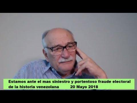 📺 Alberto Franceschi 🔴En Vivo en redes sociales 20/5/2018