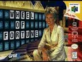 N64 Wheel of Fortune 2nd Run Game #4