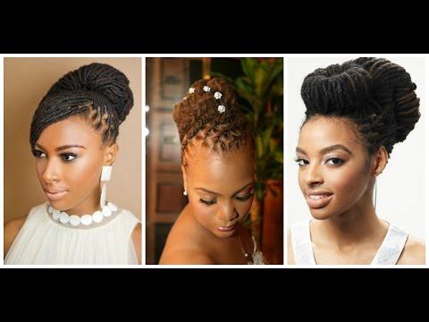 Loc Updo Hairstyles | Dreadlock Inspirations
