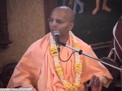 The Appearance Of Advaita Acharya - Bhakti Rasamrit Swami Maharaj