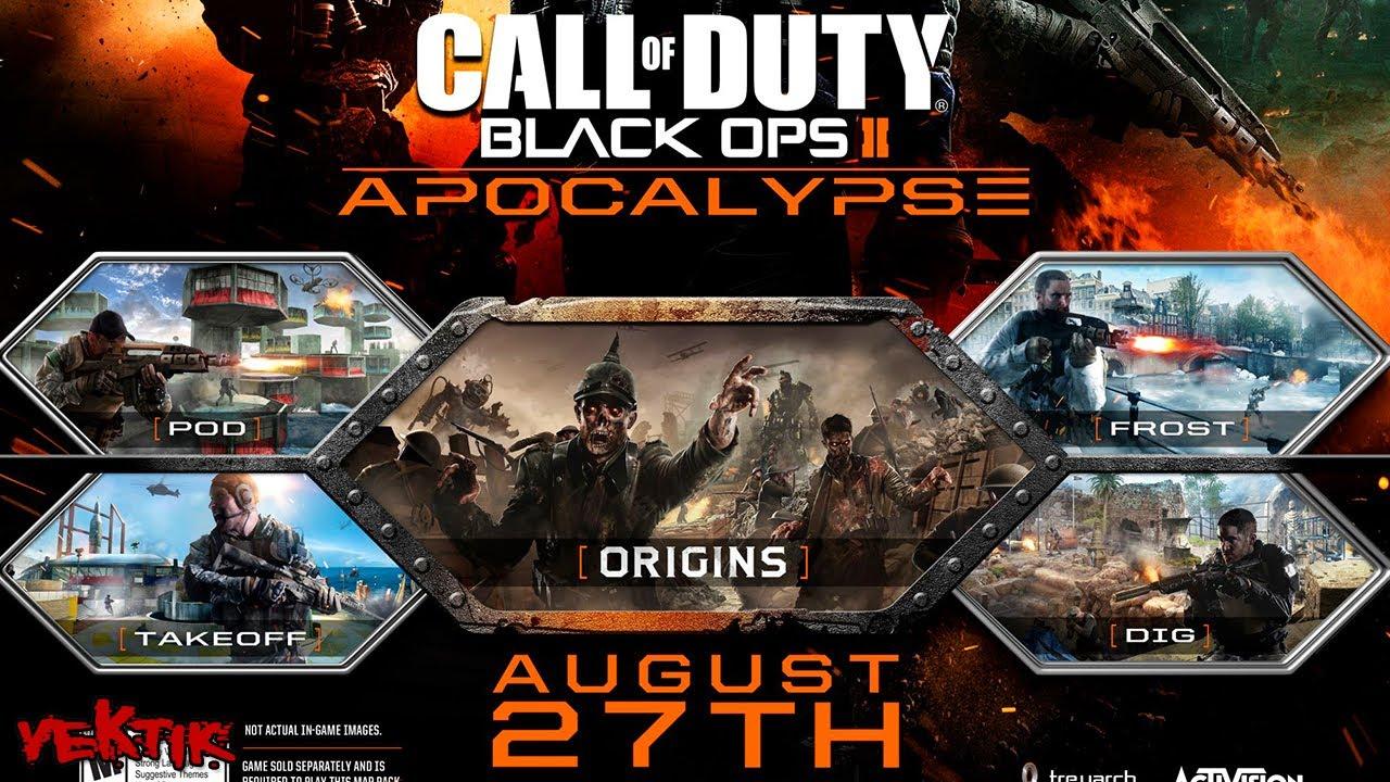 Black Ops 2   DLC #4
