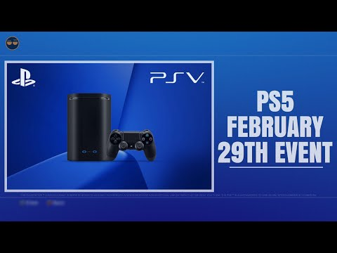 playstation-5-(-ps5-)-february-29th-reveal-!?-|-ps5-twice-the-speed-of-xbox-series-x?!