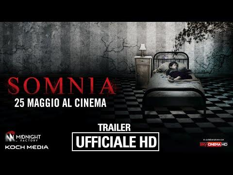 Somnia - Trailer Ufficiale Italiano   HD