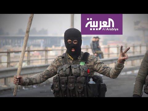 رصاص حي وقنابل حارقة وحرق خيام المعتصمين.. الشارع العراقي يشتعل مجددا  - نشر قبل 10 ساعة