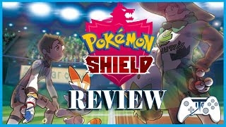 Pokemon Shield Review (Video Game Video Review)