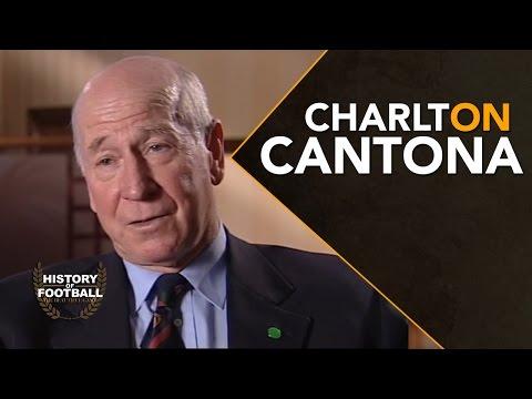 Sir Bobby Charlton On Eric Cantona | History Of Football