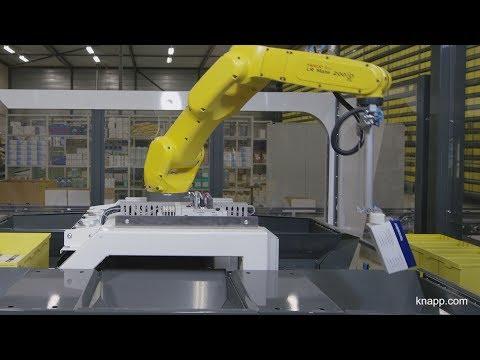 KNAPP AG – Pick-it-Easy Robot