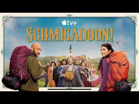 'Schmigadoon!' review: Cecily Strong and Keegan-Michael Key star ...