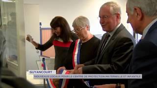 Guyancourt : nouveaux locaux pour le centre de protection maternelle et infantile