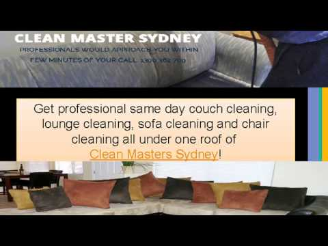Clean Master Sydney   Upholstery Cleaning Sydney   0410 453 896