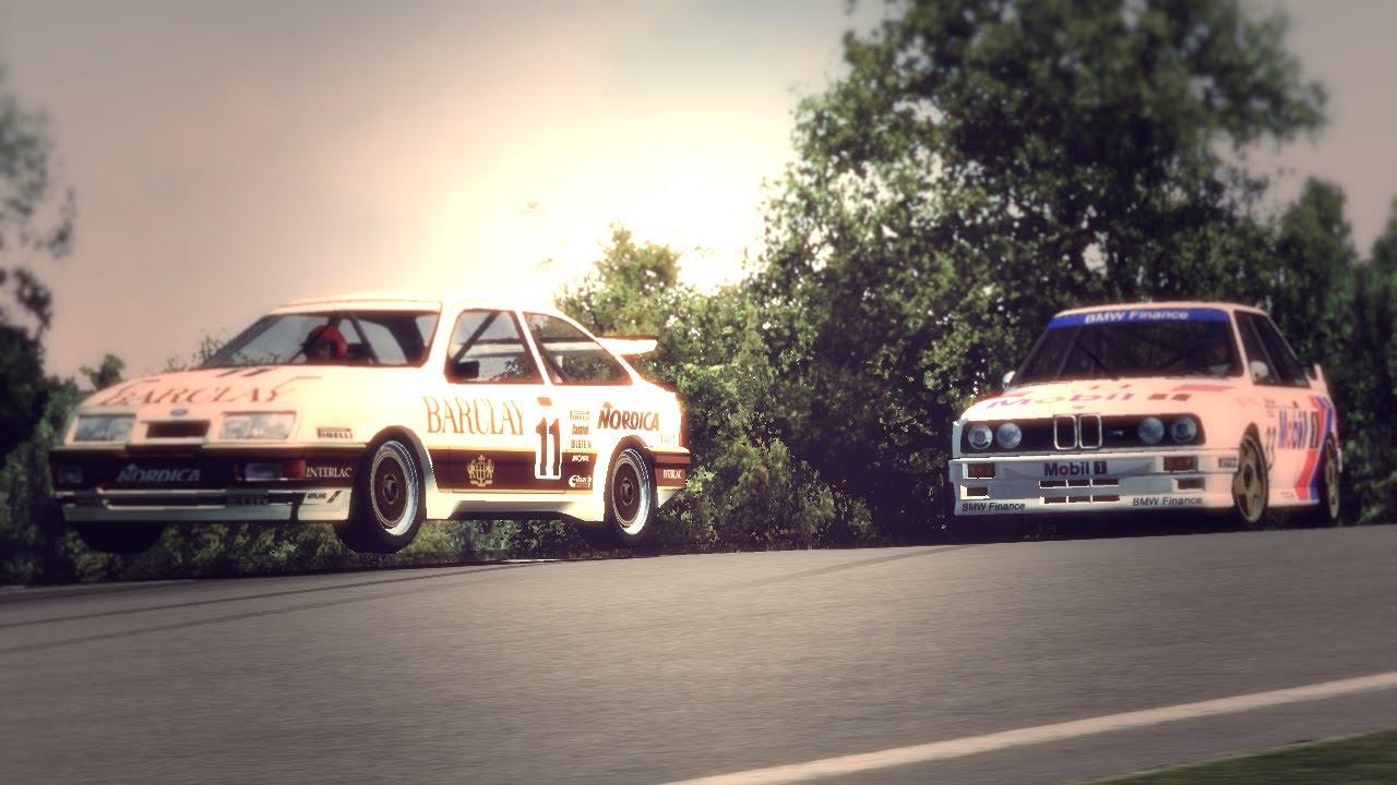 UKRAINE.автомобіль FORD SIERRA.с.Гірське , Tuning car FORD SIERRA .