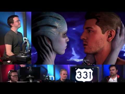 Giant Bomb UPF - Giant Bomb tries to make love in Mass Effect: Andromeda