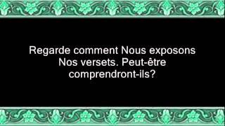 Sourate Al-Anam complète ( Sous-titrés Francais)