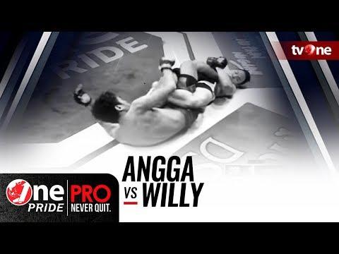 One Pride MMA Season 2: Angga VS Willy