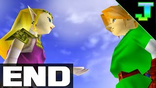 Zelda: Ocarina of Time Keysanity Randomizer - Part 16 | THE END! (ZOOTR S2)