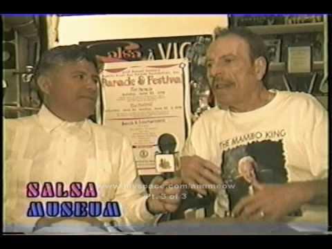 Pt 3  Joe Cuba talks about Tito Puente Interview by Jose O 0001