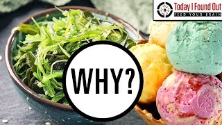 Why is Seaweed Used in Making Ice Cream?...